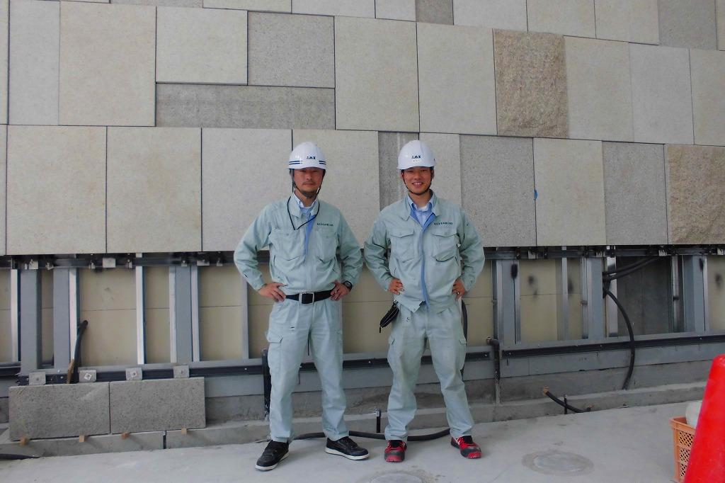 工事部の写真